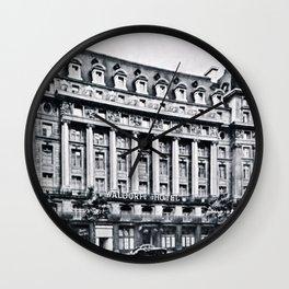 Waldorf Hotel London Wall Clock
