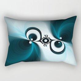 Mystic Magnetism Rectangular Pillow