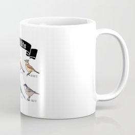 Nice tits | Funny Bird watching Gift Coffee Mug