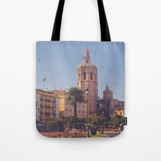 Valencian Colors Tote Bag
