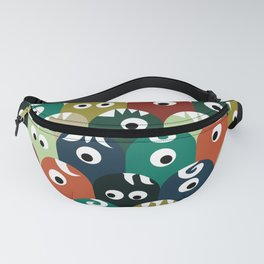 absolutely human monster Fanny Pack