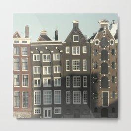 IAmsterdam Metal Print