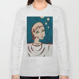 Paging all Bubbles Long Sleeve T-shirt