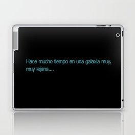Espanol Wars Laptop & iPad Skin