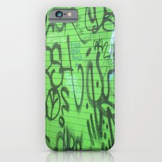 New Orleans Graffitti iPhone 6s Slim Case