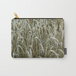 Summer Wheat Field Carry-All Pouch