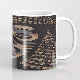 African Tribal Mask No. 1 Coffee Mug