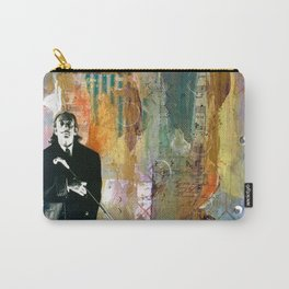 Hello Dalí Carry-All Pouch