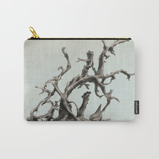 Spirits of the Driftwood Carry-All Pouch