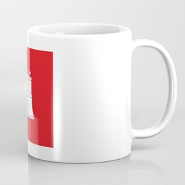 Flag of hamburg Coffee Mug