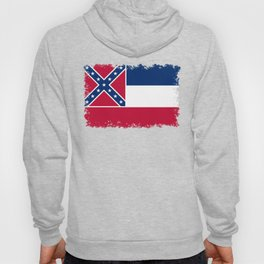 Flag of Mississippi - High quality authentic Hoody