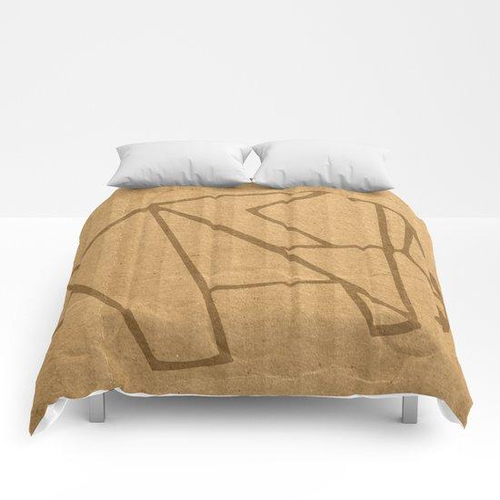Origami - Elephant Comforters