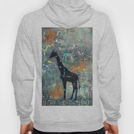 majestic series: this and that giraffe Hoody