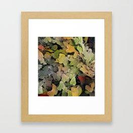 Inspired Layers Framed Art Print