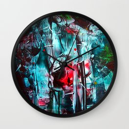 AutumnRain Wall Clock