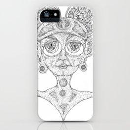 Queen of Kissimmee iPhone Case