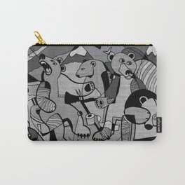 Do Bears Shit in the Woods? Carry-All Pouch