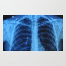 x ray medical radiography Rug
