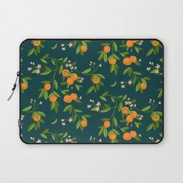 Citrus Tree - Navy Laptop Sleeve