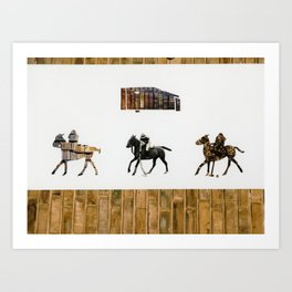 Marco Polo Art Print
