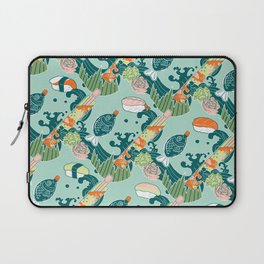 Sushi take-out! Laptop Sleeve