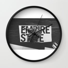 empire medical Wall Clock