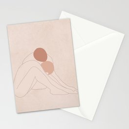 Warming my Heart Stationery Cards