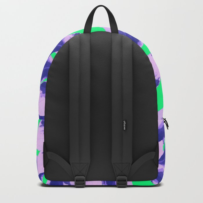 The Limeade Leaves Backpack