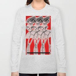 Red Revolution Long Sleeve T-shirt