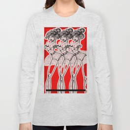 Red Revolution Long Sleeve T-shirt