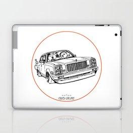 Crazy Car Art 0203 Laptop & iPad Skin
