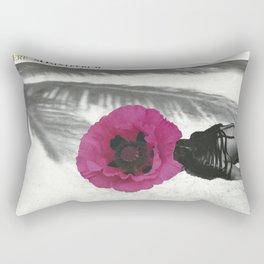 Somniferum Rectangular Pillow