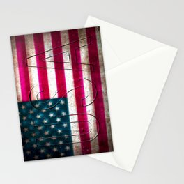 USA in Colour Stationery Cards
