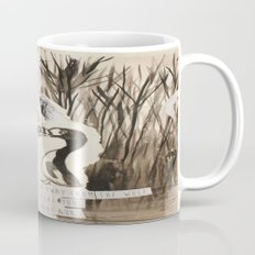 Little Red and Great Auk Mug