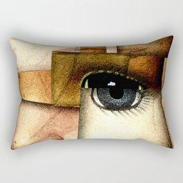 Puppet Show Rectangular Pillow