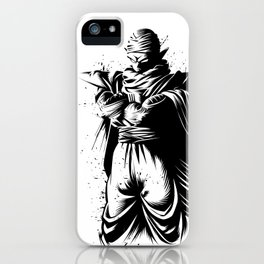 Piccolo Ink iPhone Case