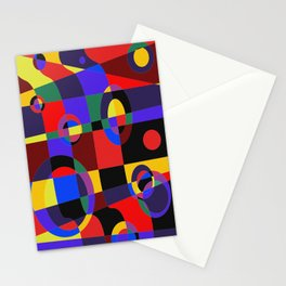 Abstract #96 Stationery Cards