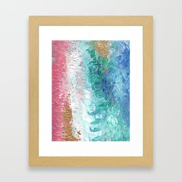 Ocean Mind Framed Art Print