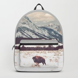 Bison & Tetons Backpack