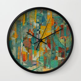 Muquiado Wall Clock