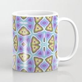 Symmetrical Art // Geometric Art // 2021_004 Coffee Mug