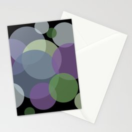 Overlapping Stationery Cards