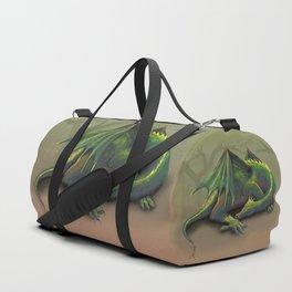 Sleeping dragon Duffle Bag