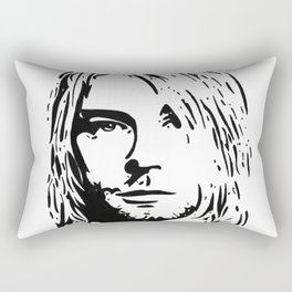 Vector Kurt Rectangular Pillow