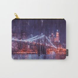 New York Panorama Carry-All Pouch