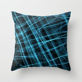 Summer lines 14 Throw Pillow