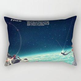 Free Rectangular Pillow