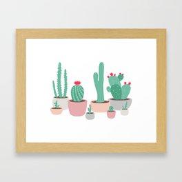 Desert Dreams Framed Art Print
