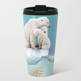 polar ice cream cap 02 Travel Mug