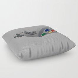 Classic Nintendo Controller Floor Pillow